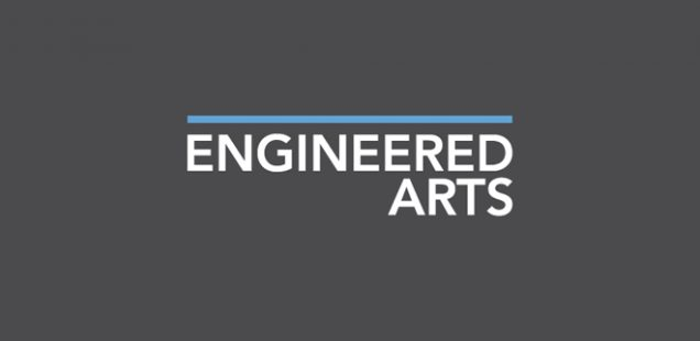Engineered Arts branding